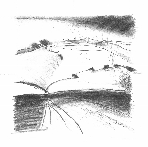 'From Jessie's Barn' pencil